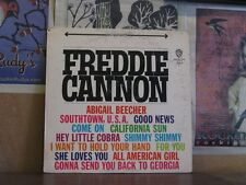 FREDDY CANNON, SELF TITLED - LP WS 1544 GOLD LABEL