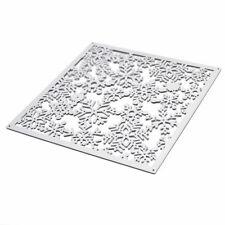 Metal Snowflake Christmas Cutting Dies Scrapbooking Album Paper Card Decor DIY