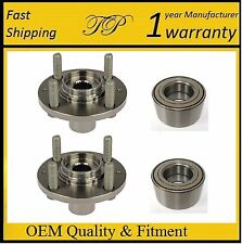 Front Wheel Hub & Bearing Kit for Honda Civic DX EX GX HX LX 2001-2005 (PAIR)
