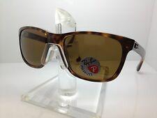 AUTHENTIC RAYBAN RB 4181 710/83 58MM RAY BAN RB4181 710/83 TORTOISE/BROWN POLAR