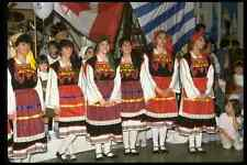 365097 Greek Dancers At Greek Festival Halifax Nova Scotia A4 Photo Print