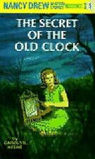 The Secret of the Old Clock Nancy Drew, Book 1)