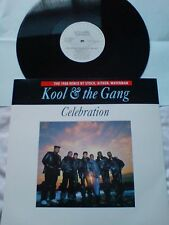 KOOL AND THE GANG - 12 INCH - CELEBRATION