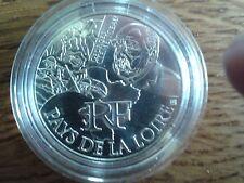 france 10 euros argent 2012 pays de la loire