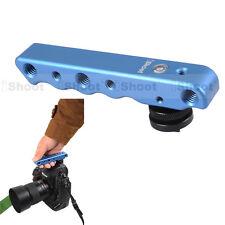 Hand Metall DC DV Kameraneiger Kameraschiene für Nikon D4 D3S D3200 Pentax K-3