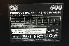 Cooler Master Extreme Power Plus 500W ATX Power Supply RS-500-PCAR-D3 *Tested*