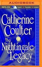 Legacy: The Nightingale Legacy 2 by Catherine Coulter (2015, MP3 CD, Unabridged)