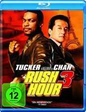 RUSH HOUR 3 (Chris Tucker, Jackie Chan) Blu-ray Disc NEU+OVP