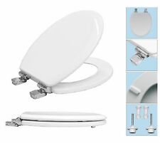 Bemis Smart Lift Toilet Seat Removable Easy Clean STA-TITE Silentium Soft Close