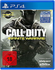 Ps4 jeu Call of Duty: Infinite warfare (sony playstation 4, 2016) top Game...