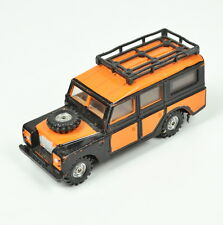 Corgi Land Rover 109WB - orange
