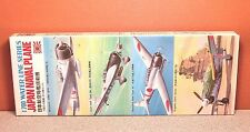 1/700 WATER LINE SERIES JAPAN NAVAL PLANE SET MODEL KIT # WL-100