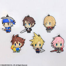 Final Fantasy - Trading Rubber Strap SINGLE 1PC MYSTERY BOX