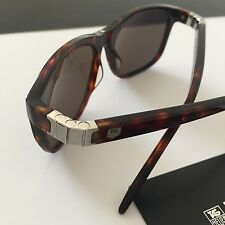 TAG Heuer Legend 9382 203 Square Wayfarer Sunglasses Tortoise Brown 54mm France