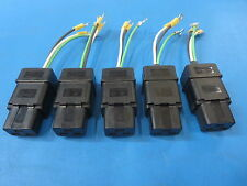 Hubbell H320C female plug 20 amp 250 volt 2 pole (LOT OF 5)