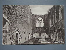 R&L Postcard: Easby Abbey Refectory, Frith