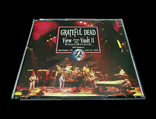 Grateful Dead View From The Vault II 2 Two Soundtrack RFK 6/14/1991 7/12/90 3 CD