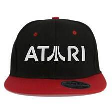 Cappello Atari, SnapBack Cap con logo bianco Videogioco, videogames Vintage