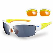 Sunwise Evenlode White Sport Sunglasses