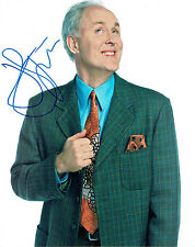 John LITHGOW 3rd Rock from the Sun SIGNED Autograph Photo AFTAL COA Dick SOLOMAN