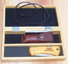 EKA SWEDE THREE 3 STOOGES COMMEMORATIVE LOCKBACK KNIFE LIMITED EDITION / 100 NEW
