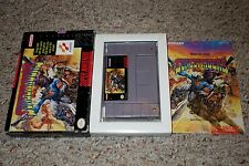 Sunset Riders (Super Nintendo SNES, 1993) Complete in Box GOOD CC