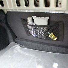 1pc Universal Car Seat Back Storage Mesh Net Bag Cargo trunk Nets 38cm x 25cm