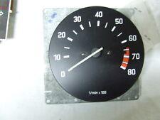 BMW 315 316 318i 318 E21 fino a 08/1979 1979 contagiri originale rev counter VDO