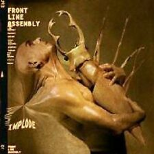 Implode by Front Line Assembly (CD, Apr-1999, Metropolis)