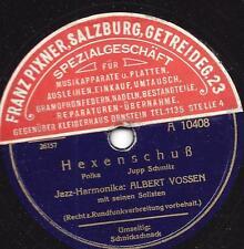 Albert Vossen Jazz Harmonika :  Hexenschuss + Schnickschnack