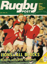 RUGBY POST Jul 1983 ENGLAND MAGAZINE