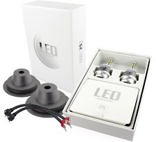 KIT LED 55W XENON 3600 LM LUMEN H1 6000k LAMPADE LED