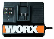 WA3847 WORX 20V Lithium-Ion Quick Charger
