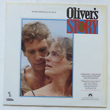 BO Film OST Oliver's Story LEE HOLDRIDGE FRANCIS LAI 68908