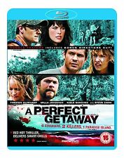 A Perfect Getaway [Blu-ray]