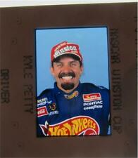 KYLE PETTY NASCAR  8 WINS 8 POLES ORIGINAL SLIDE 1