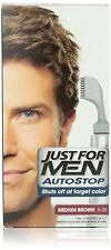 Just for Men Autostop Hair Color, Medium Brown A-35 (Pack of 6)