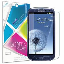 [6-Piece] Samsung Galaxy S3 i9300 Screen Protector Anti-Glare Matte Guard