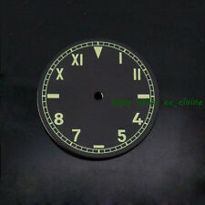 Parnis 36.3mm California Dial,Watch Dail fit Seagull 6497 Hand Winding Movement