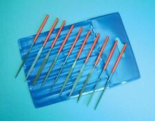 EXPO 72536 10pc MINI NEEDLE FILES FOR PLASTIC KIT MODELLING (AIRFIX TAMIYA ETC)