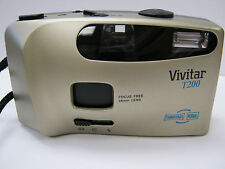 Vivitar T200 35mm Point and Shoot Film Camera - Brand New in Retail Box