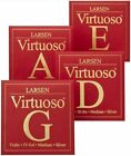 Larsen Virtuoso Violin String Set with Ball End E - Medium Gauge - AUTHORIZED!