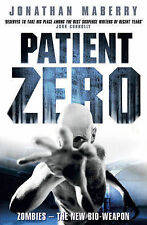 Patient Zero by Jonathan Maberry (Paperback, 2009)
