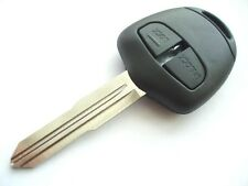 Replacement 2 Button Key Case For Mitsubishi Outlander L200 Shogun Lancer Remote
