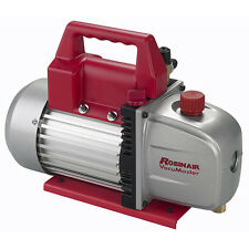 Robinair 15500 Vacuum Pump, 5 CFM, Two Stage, 110V