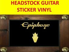 EPIPHON CROWN SG GOLD STICKER HEADSTOCK VISIT OUR STORE WITH MANY MORE MODELS