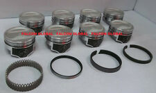 Speed Pro/TRW AMC/Jeep 401 Forged 27.5cc Dish Coated Pistons+MOLY Ring Kit +.030