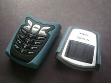 new nokia 5210 cover housing keypad set BLUE