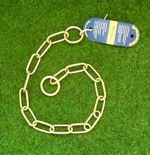 1 Messing Hundehalsband 58cm SPRENGER Made in Germany 4mm(Hunde -Sport Halsband)