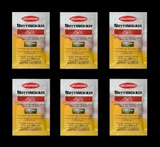 BEER YEAST 6 PACK NOTTINGHAM from DANSTAR LALLEMAND for BREWING BEER ALE YEAST